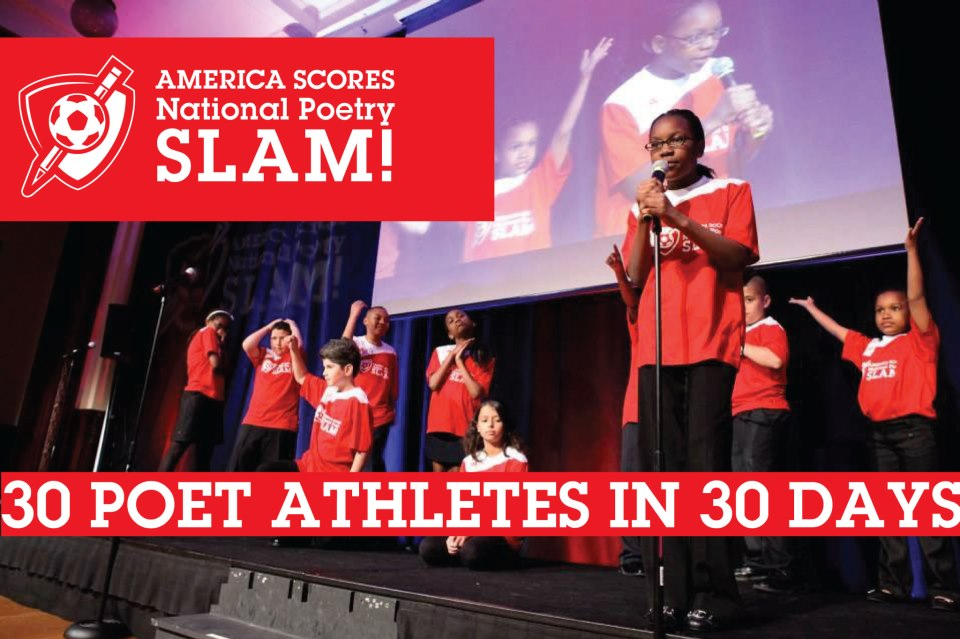 [ America SCORES ] Nat'l Poetry SLAM