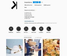 Desarrollo de campañas publicitarias aplicadas a las redes sociales de la revista digital de tendéncias y actualidad de Andorra llamada Krea. La revista ha sido creada por la agencia de comunicación SC Comunicació, Andorra. Paquetes de campañas publicitarias a medida para Facebook y Instagram. Una forma de traspasar fronteras y llegar a consumidores internacionales sin la necesidad de que estén en Andorra.