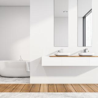El bany, l'espai de moda a la llar