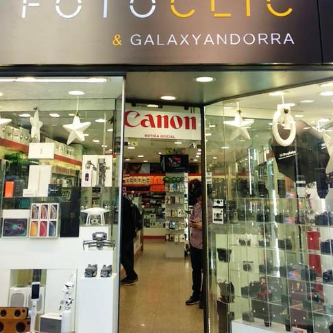 Fotoclic & Galaxy Andorra