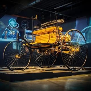 Els primers automòbils