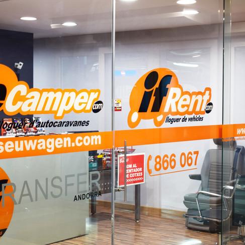 If Rent - We Camper