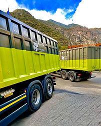 Materials reciclables, coure, metalls, tractament residus, grup refesa, reciclatge andorra, transport, camiones