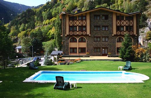 Guiand Andorra te lleva a descubrir el Xalet Verdú, ubicado en Arinsal.