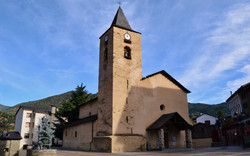 Église de Saint Iscle et Sainte Victoria