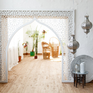 Com  traslladar l'estil aràbic a la nostra llar?