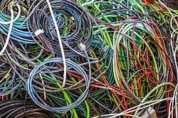 Materials reciclables, coure, metalls, tractament residus, grup refesa, reciclatge andorra, cables, cablejat