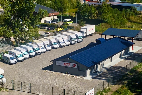Gestión transporte y tránsito GTT es una empresa dedicada al transporte nacional e internacional que opera en diferentes territorios. Guía turística Guiand Andorra.