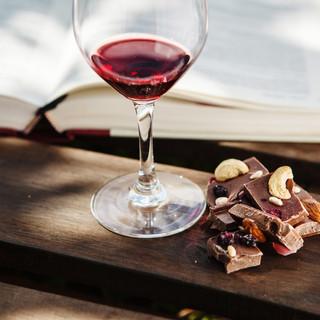 Xocolata i vi, el maridatge gastronòmic més explosiu