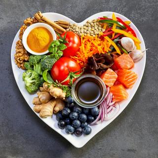 Com organitzar els aliments per ingerir un àpat saludable