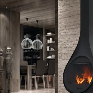 La llar de foc, un element clau que li donarà vida i calidesa a la teva llar