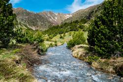 Río de Andorra