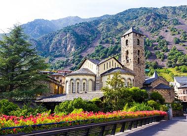 Capital de Andorra. Guía turística Guiand. Descubre los rincones más fascinantes de el Principado.