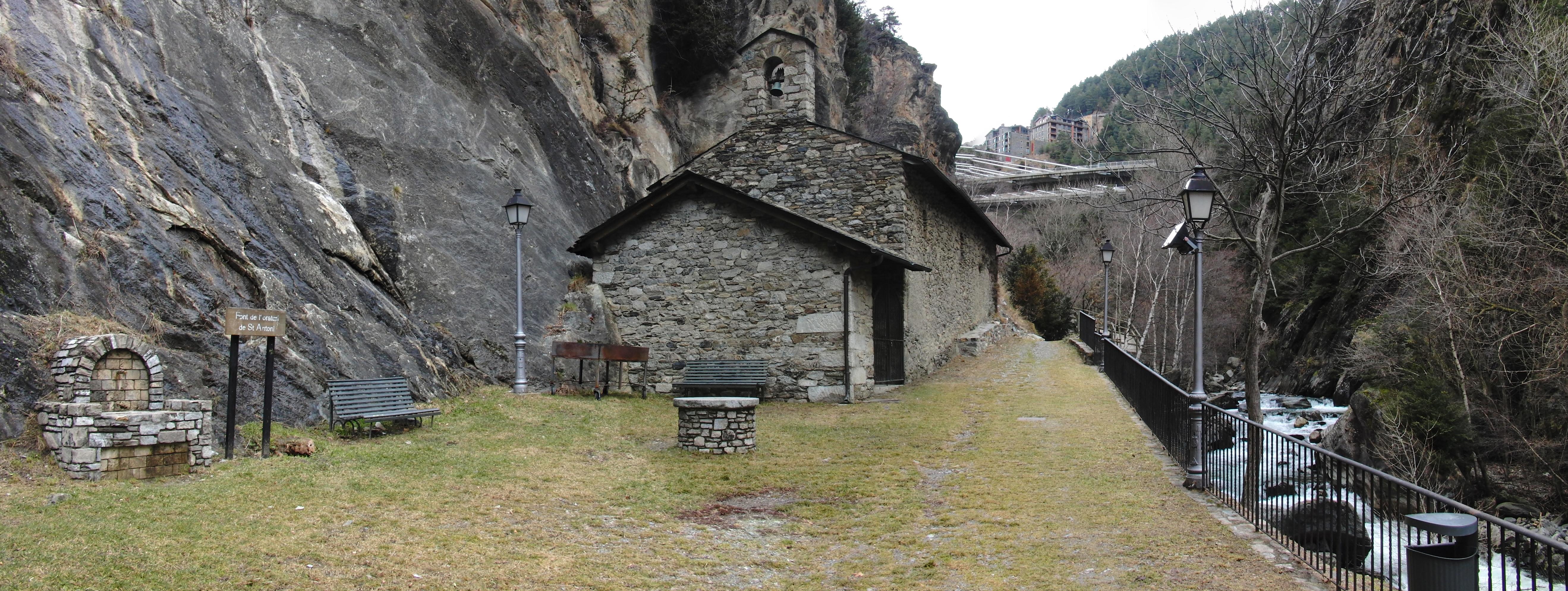 Sant Antoni de la Graella