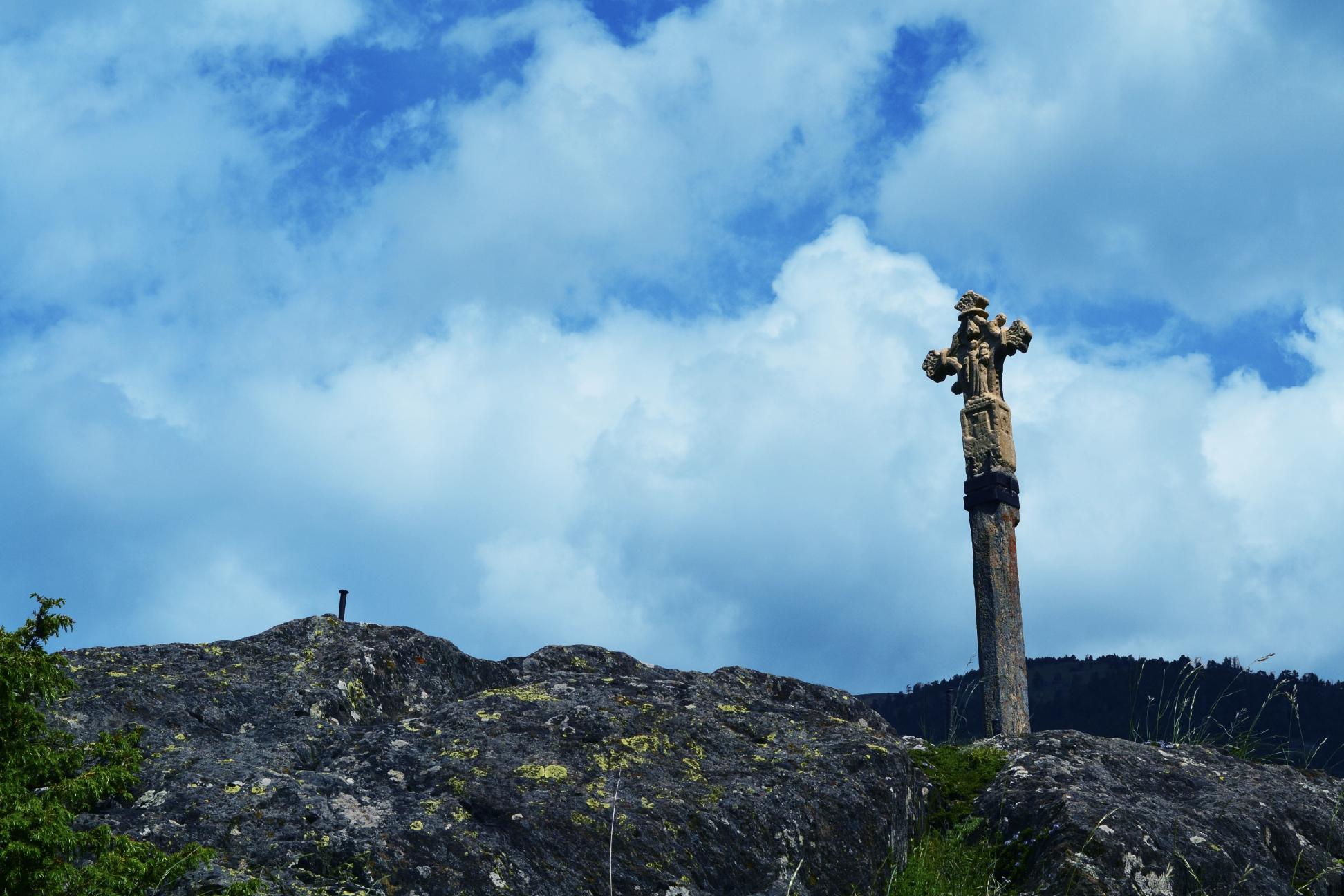 Cruz de Carlemany