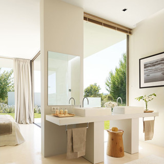 Habitació amb bany integrat, una tendència que agafa força