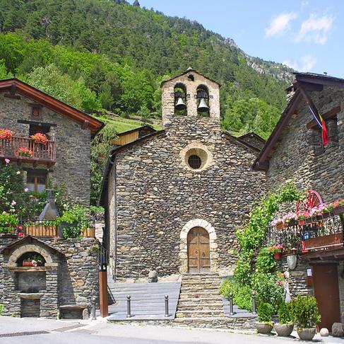 Església Sant Serni de Llorts