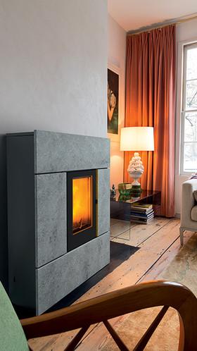L'estufa de pellets, una opció ecològica i eficient per escalfar la llar