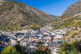 Escaldes-Engordany. Guía turística Guiand Andorra.