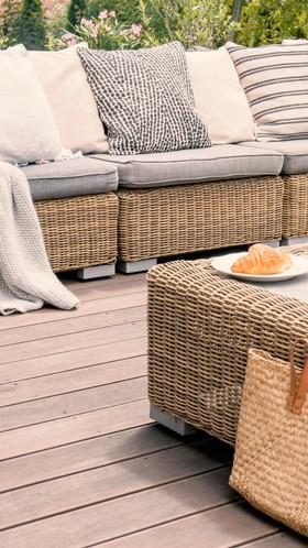 Les tendències en mobiliari de terrassa