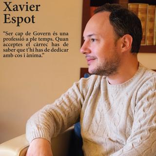 Xavier Espot, el cap de Govern més jove d'Andorra