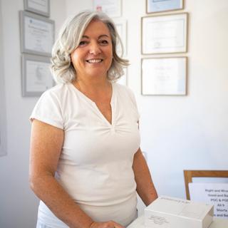 Helena Rouit Rosso, terapeuta