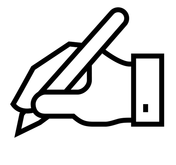 Pictograma de redacciofen, redacción, creado por el laboratorio de ideas de SC Comunicació, Andorra. Incluye Contenidos publicitarios y corporativos, reportajes empresariales, creación de textos periodísticos, redacción de contenidos divulgativos y educativos, redacción editorial, traducción i corrección en Francés, Catalán, Español y Inglés.