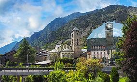 Andorra la Vella. Guía turística Guiand Andorra.