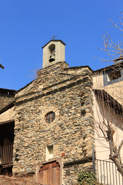 Chapelle de la maison Rossell