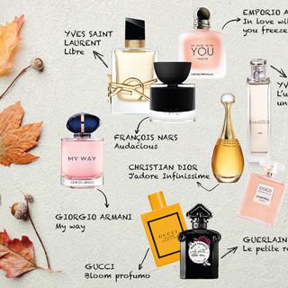 Perfums de tardor/hivern