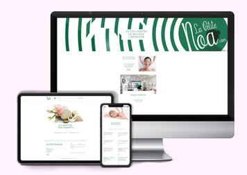 Pàgina web corporativa amb pestanyes