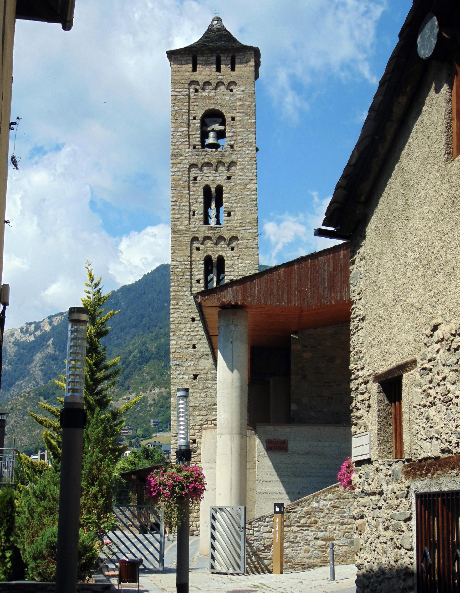 Església de Santa Eulàlia