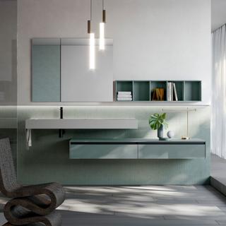 Per tenir un bany perfecte, combina disseny i funcionalitat