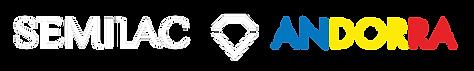 Logotip de Semilac Andorra, la distribuidora oficial de la marca de cosmètics Semilac. Els productes Semilac son sorprenents i de gran qualitat. Podrás comprar tot el que dessitgis de la marca a través del centre d'Adi Nails i de les seves xarxes socials.