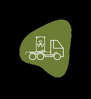 Transport i gestió de residus perillosos.