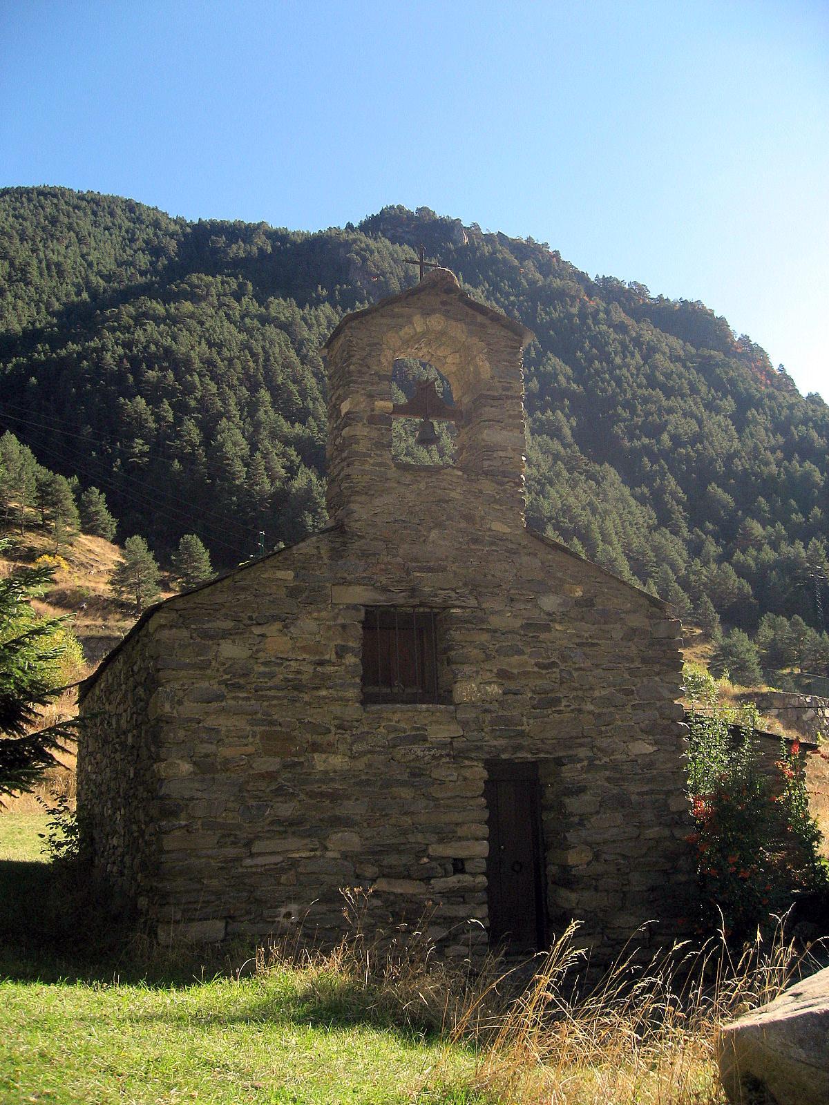 Sant Antoni del Prat del Campanar