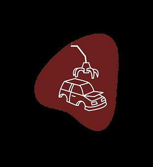 Recollida i desballestament de vehicles fora d'ús.