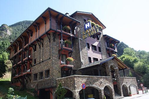 Guiand Andorra te lleva a descubrir el Xalet Besolí, ubicado en Arinsal.