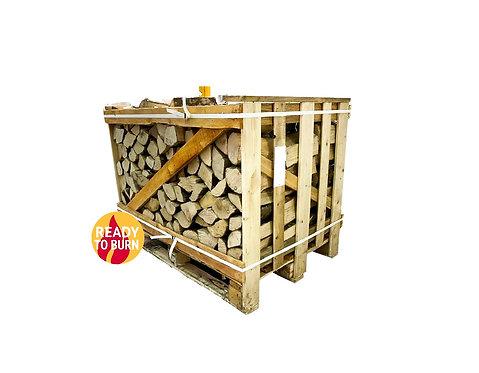 Duke Crate of Kiln Dried Oak