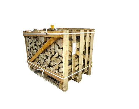 Duke Size Crate of Kiln Dried Beech