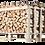Thumbnail: Prince Size Crate of Kiln Dried Oak