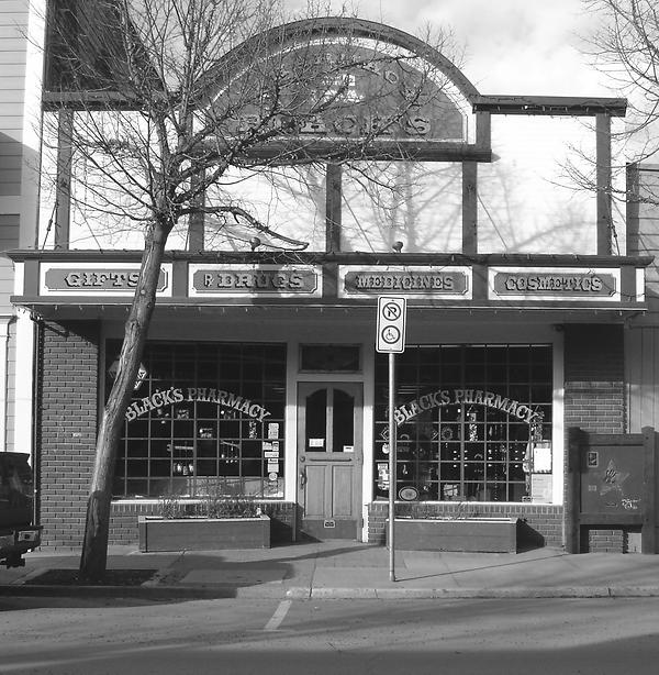 Black's Pharmacy Merritt