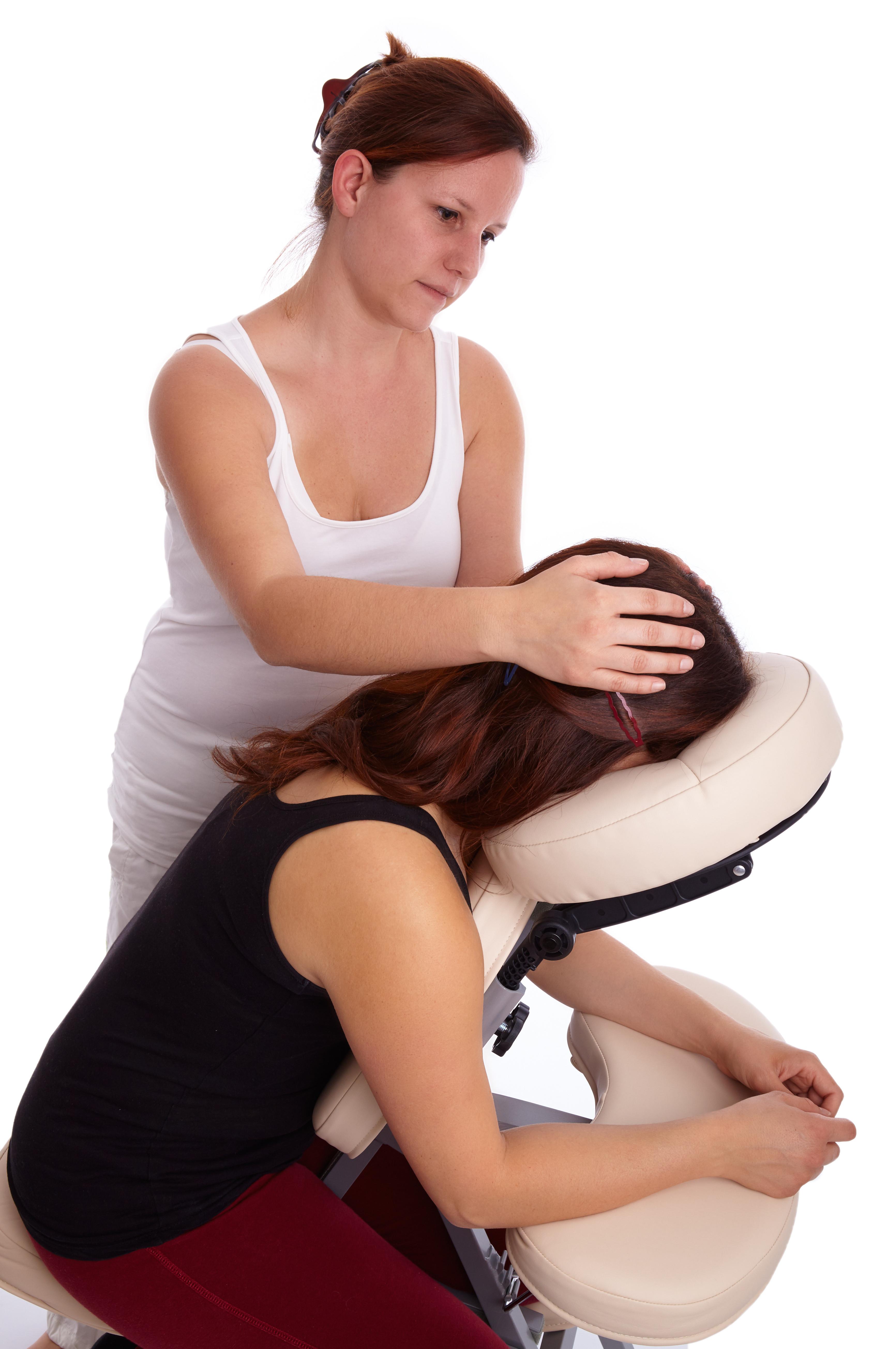 Head & Neck Chair Massage