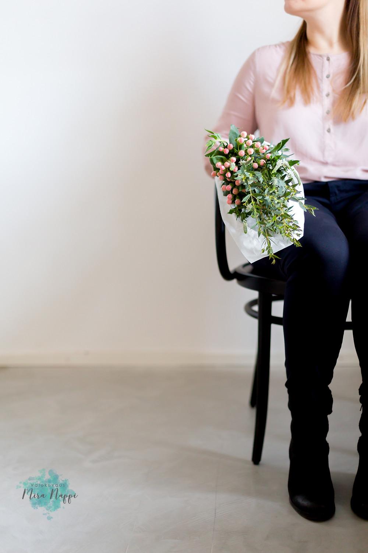 Ihana kukkakimppu © Valokuvaus Mira Näppi