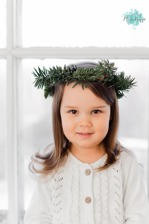 Joulukorttikuvaus © Valokuvaus Mira Näppi