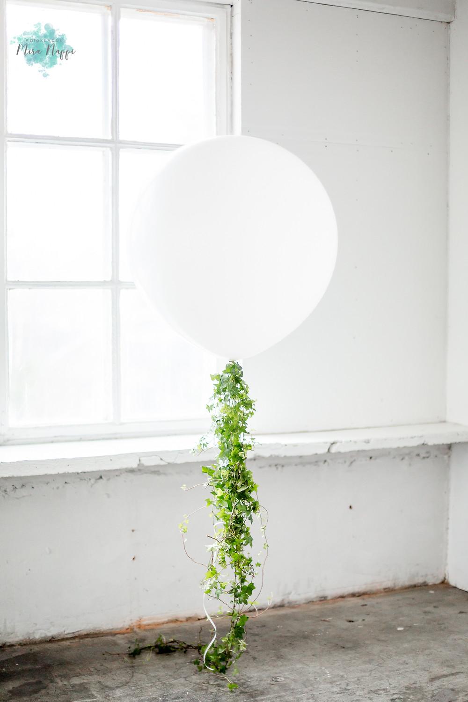Synttäri-ilmapallo © Valokuvaus Mira Näppi