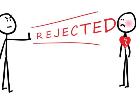 Let's Talk - Rejection