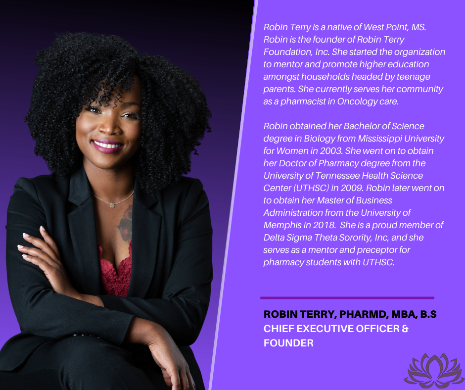 Robin Terry, Founder & CEO