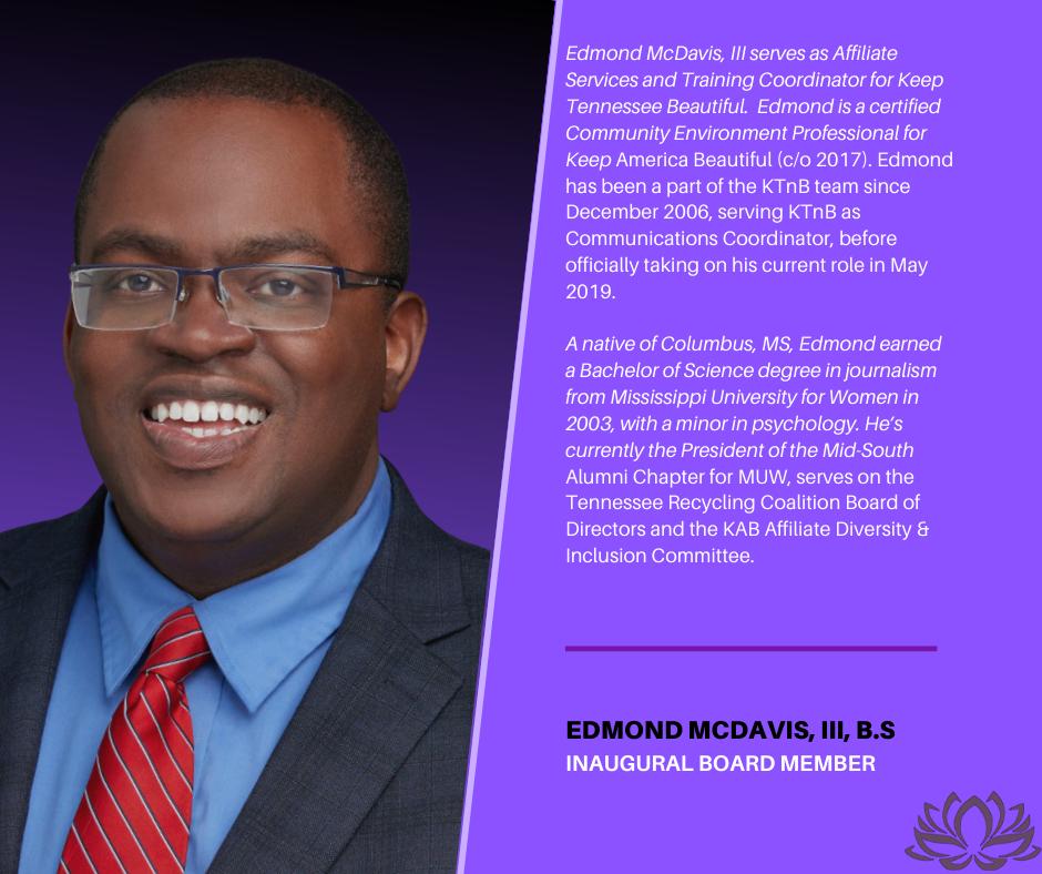 Edmond McDavis, III