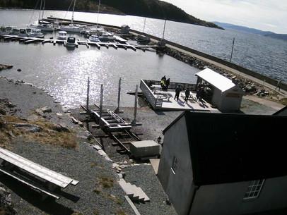 Mange båter i havna i dag 5/5...